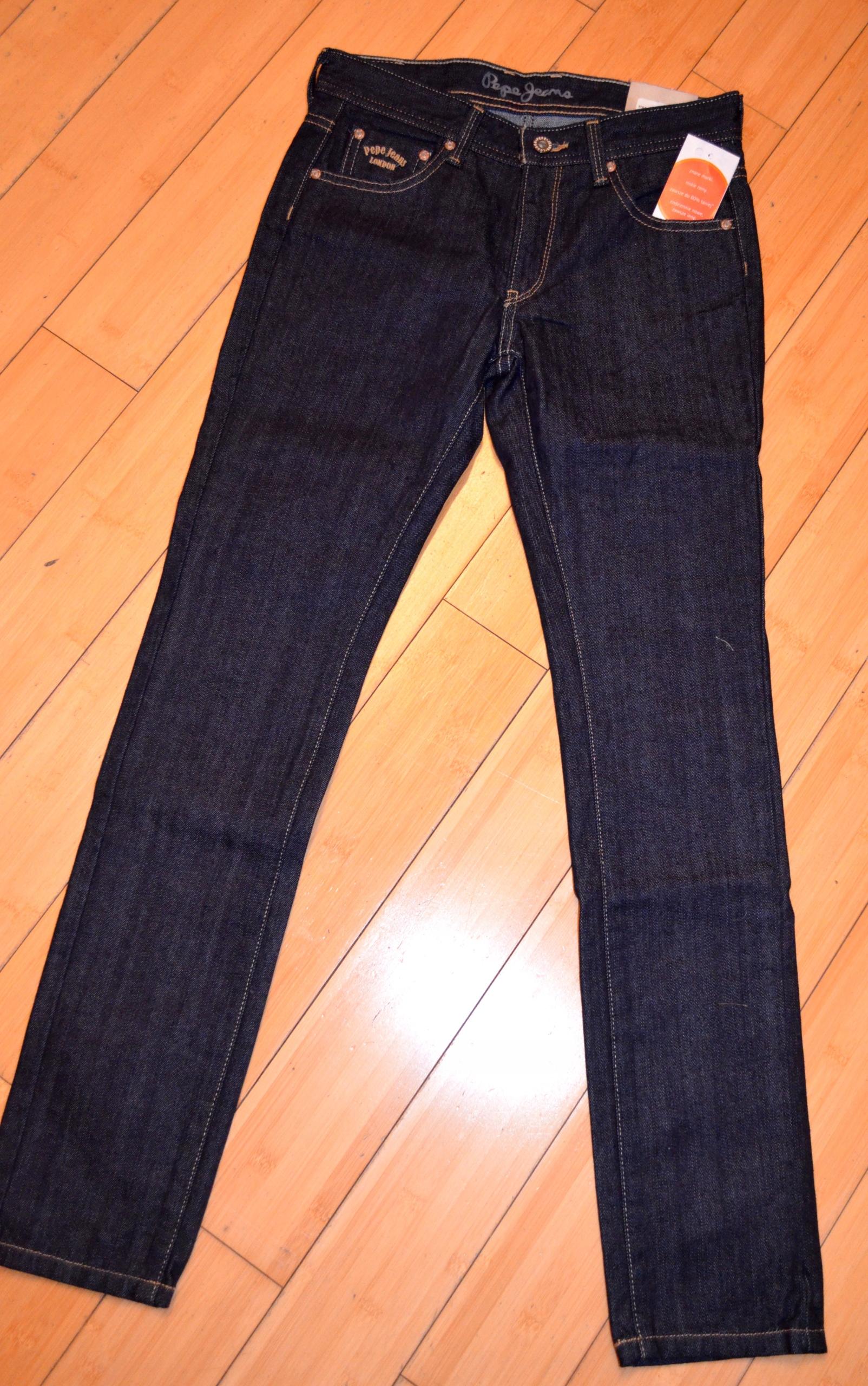 Spodnie jeansy ZARA- Pepe Jeans rozmiar 152/12 lat