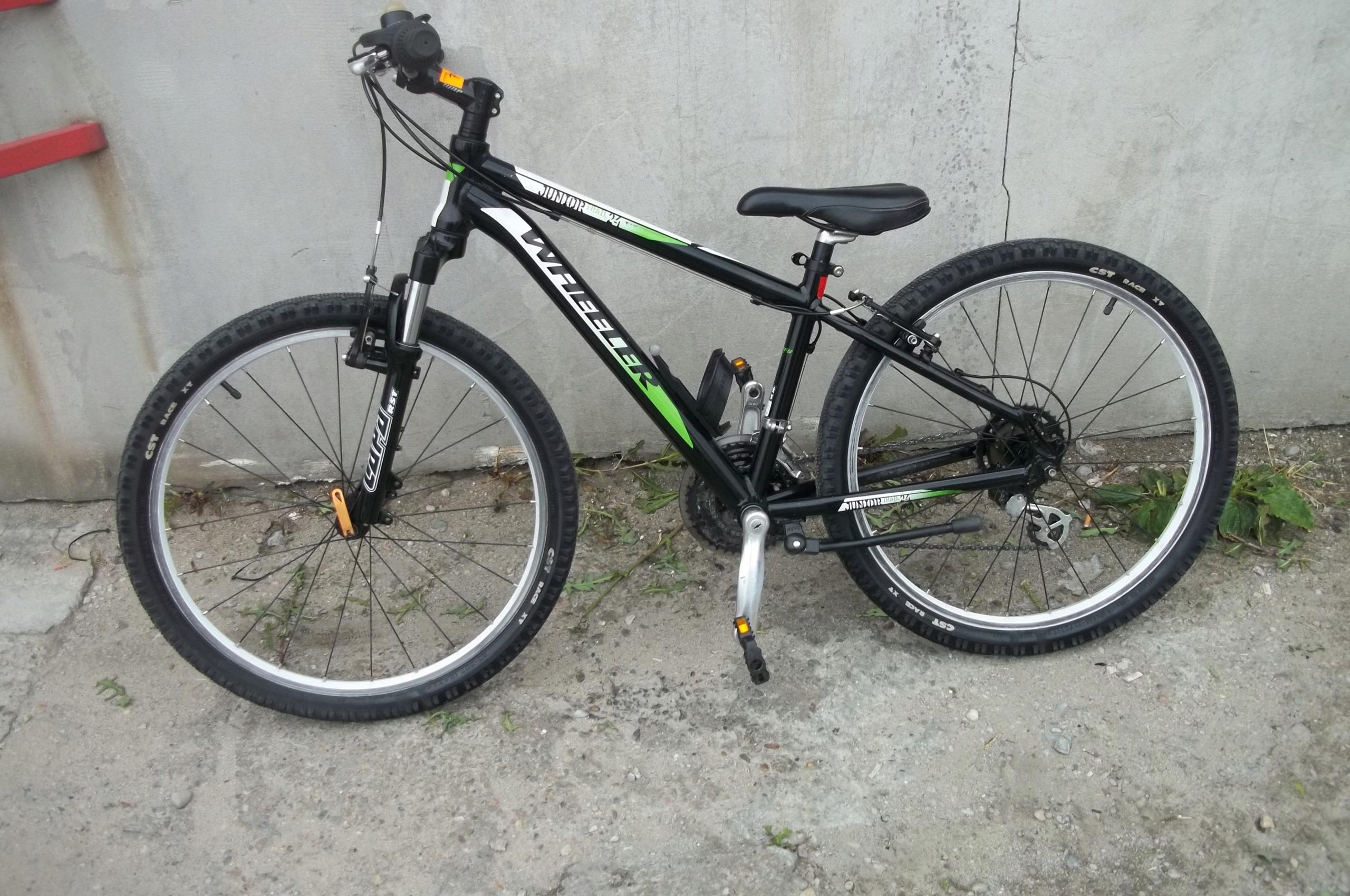Nr 493 Porządny rower dziecięcy górski wheeler 24