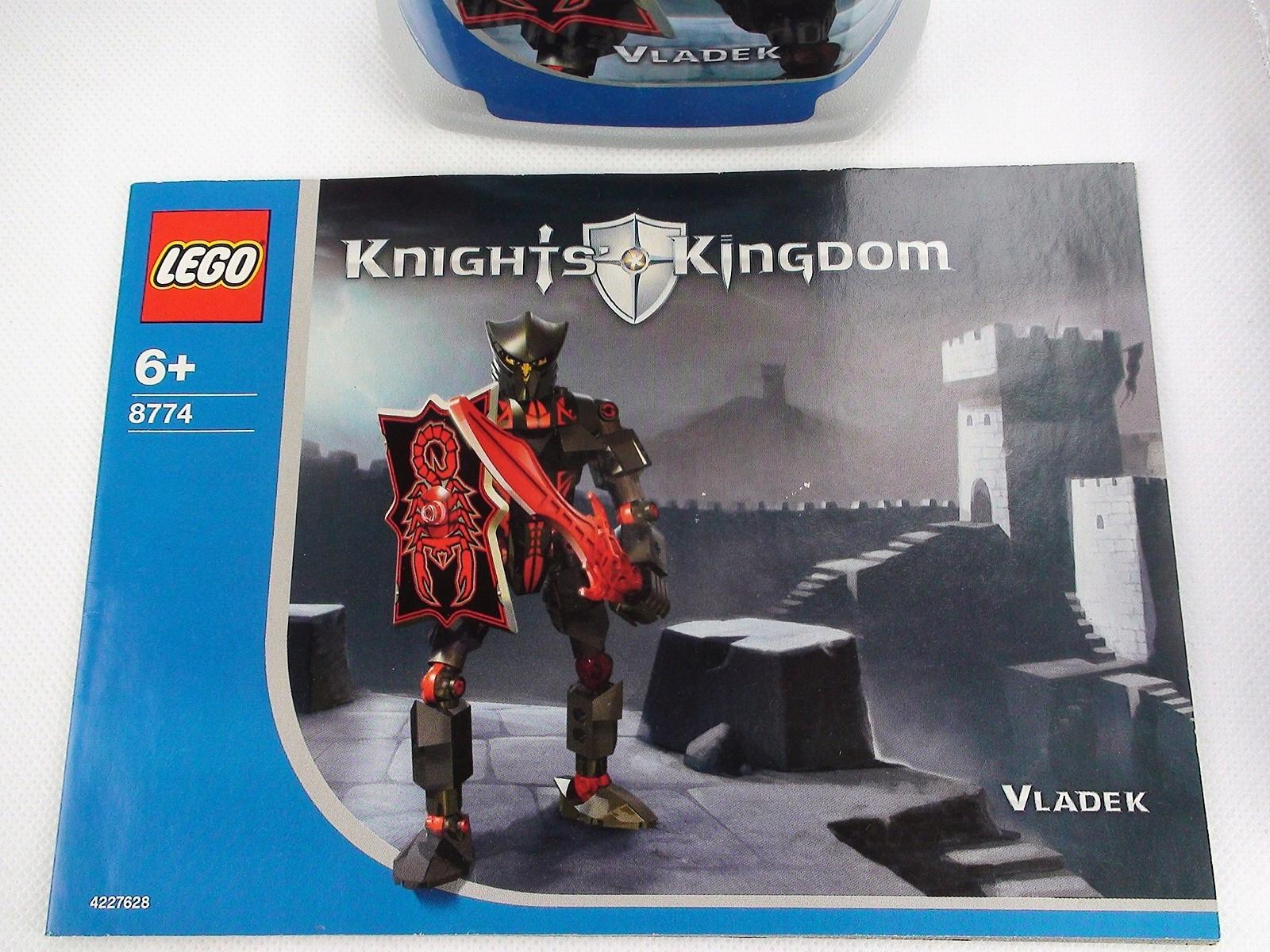 Lego Knight's Kingdom 8774