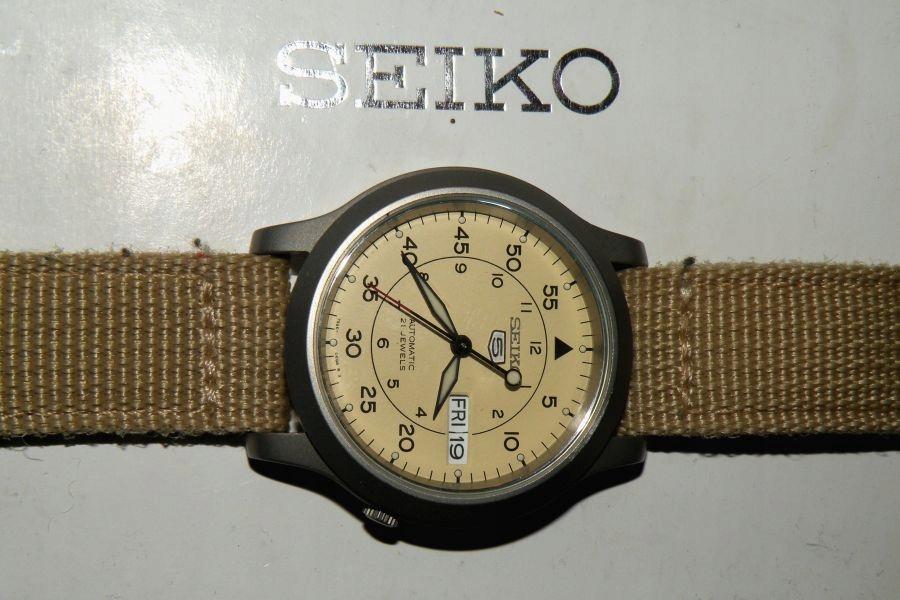 Seiko SNK803K2 (oryginalny)
