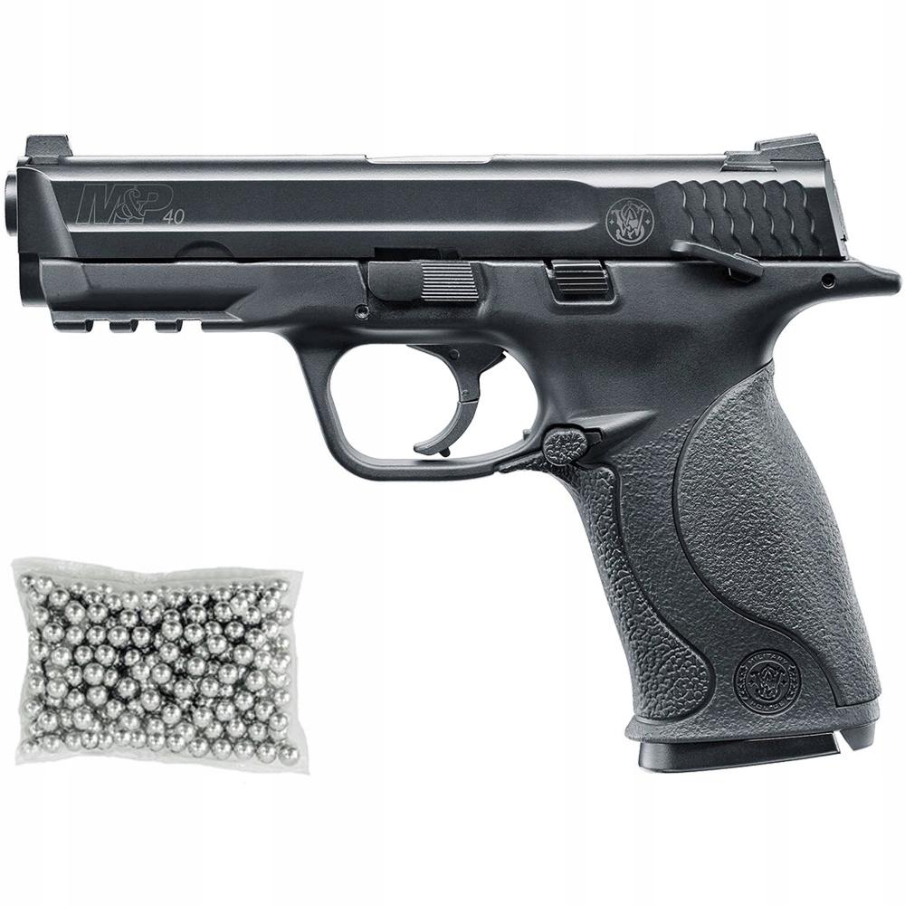 Wiatrówka Smith & Wesson M&P40 TS kal. 4,5