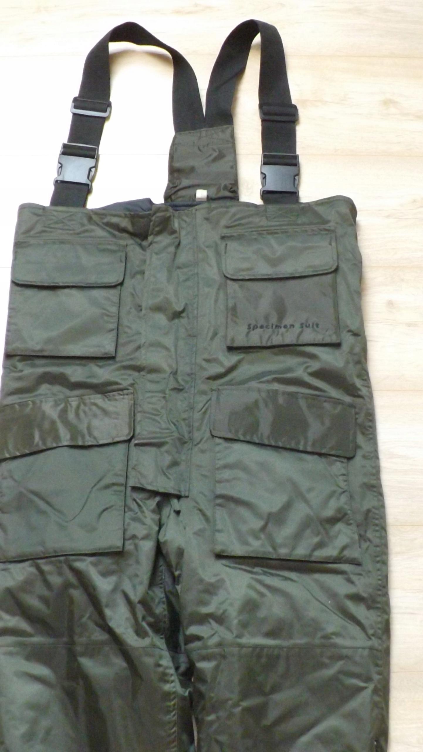 Nowe spodnie Specimen Suit