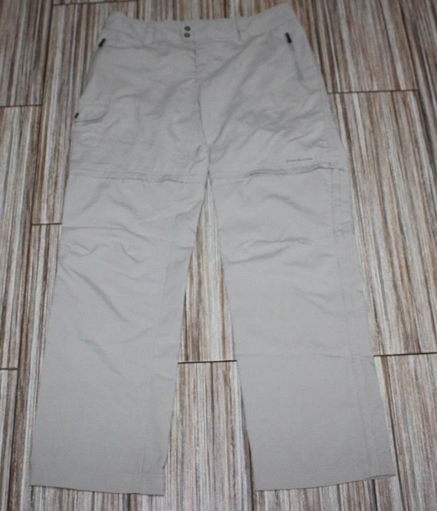 COLUMBIA Spodnie Techniczne Trekkingowe damskie 44