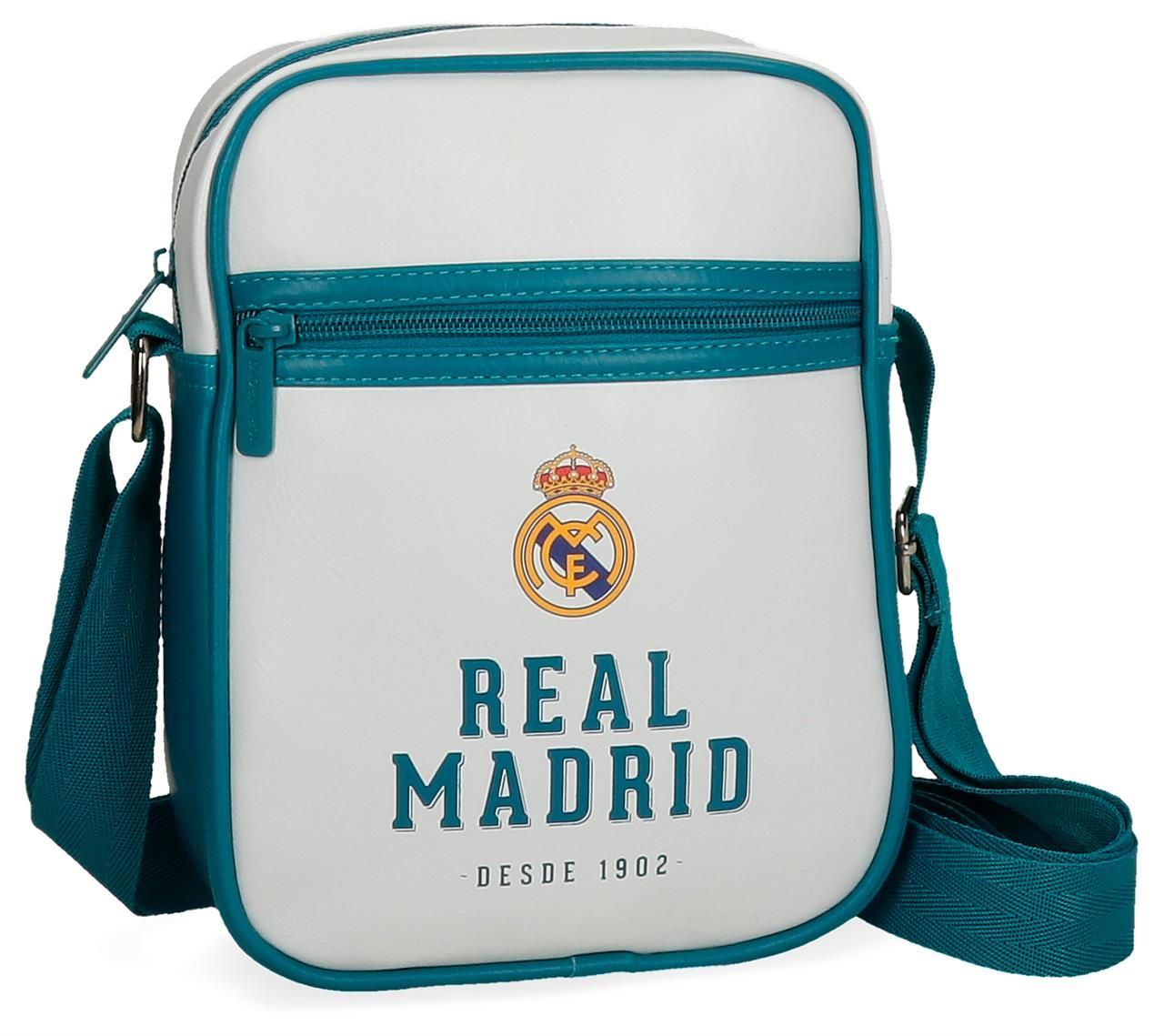 73cf84c75b3dd Joumma Bags Torebka na ramię Real Madryt - 7674035111 - oficjalne ...