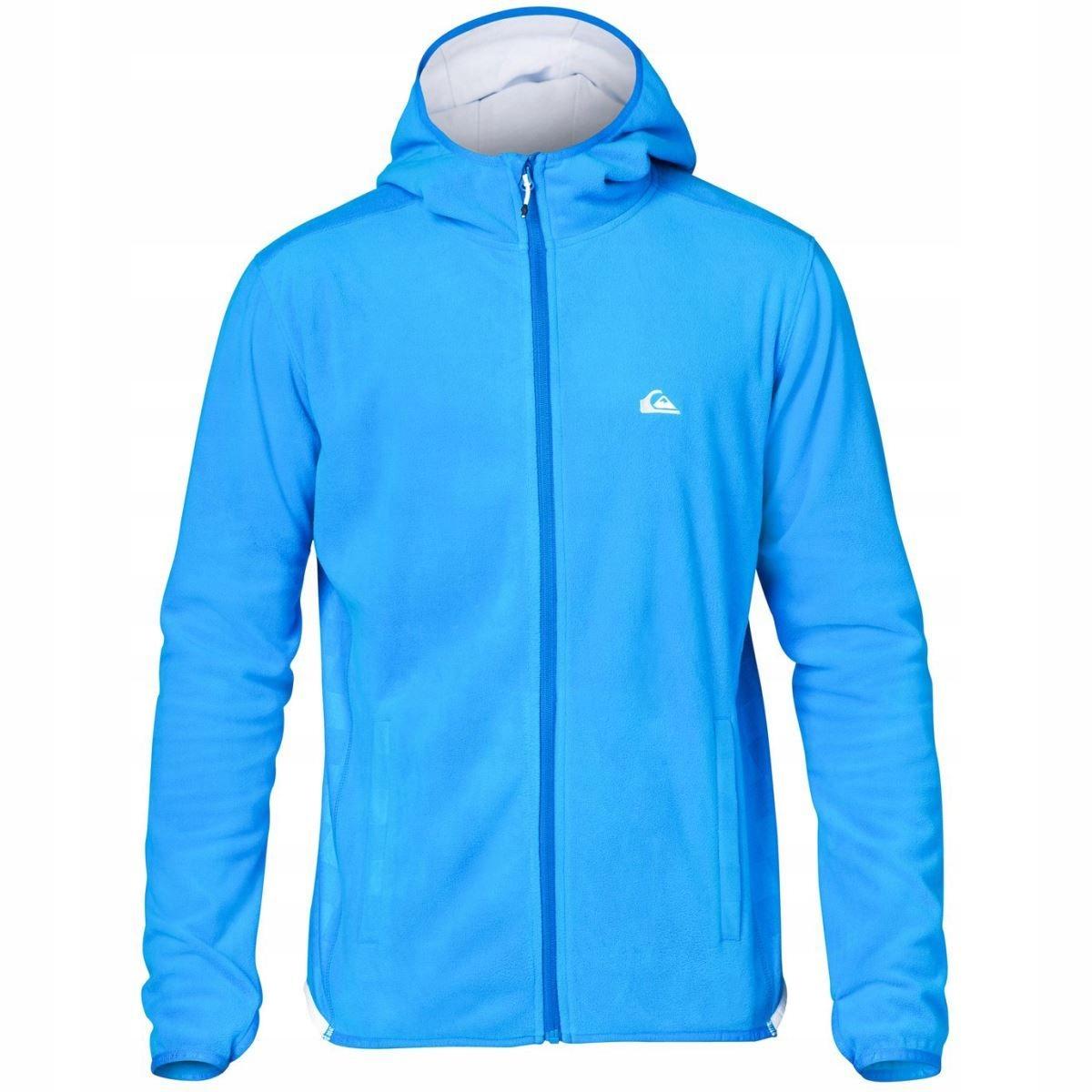 Niebieska bluza z kapturem ADIDAS zne hoodie rozm. L NOWA
