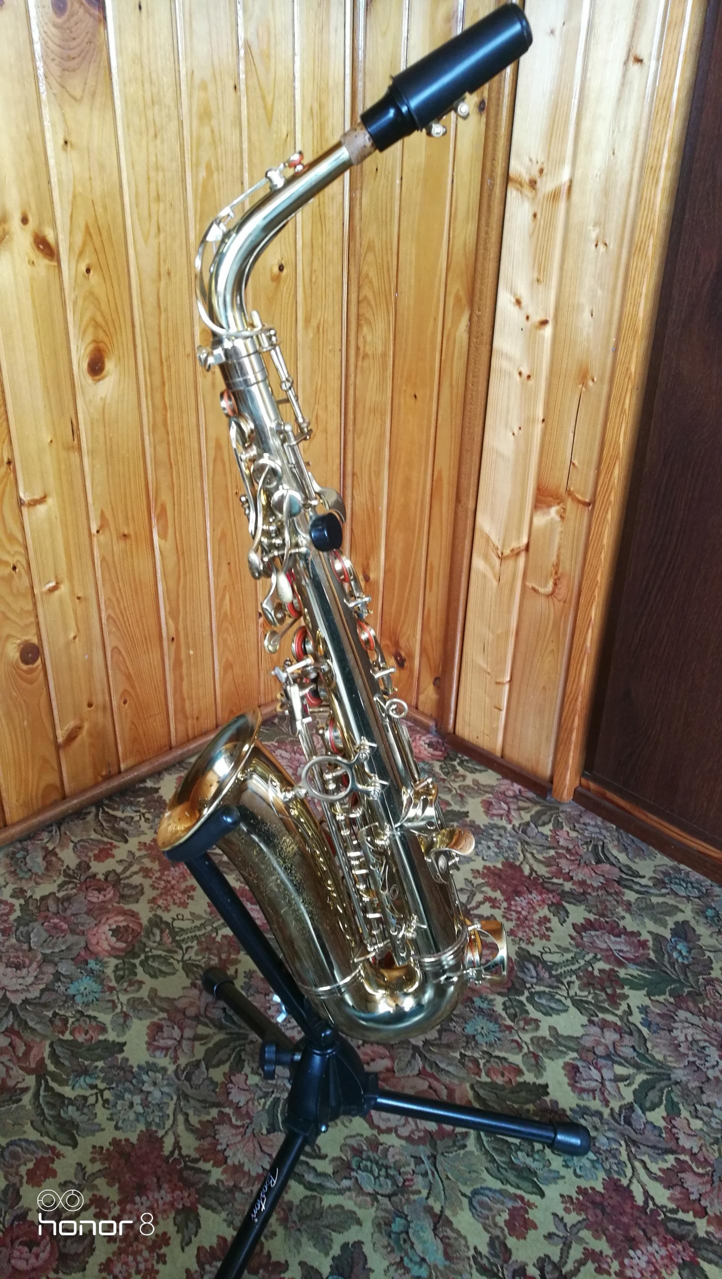 Saksofon Altowy - DOPPLER