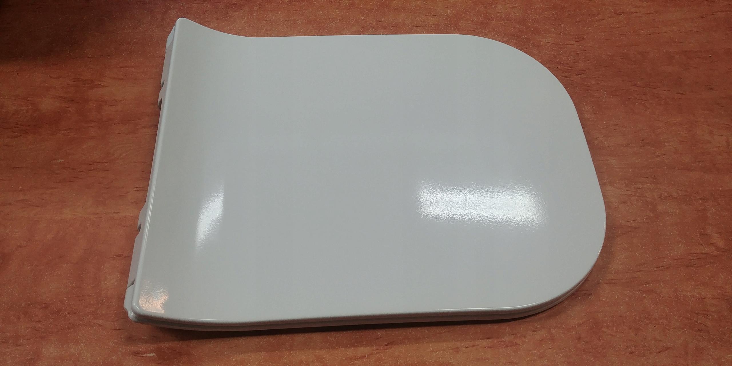 Deska sedesowa do miski ROCA GAP Wolnoopadająca