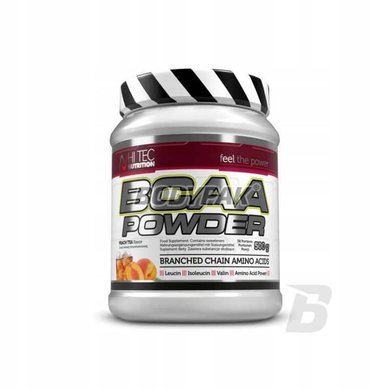 Hi-Tec BCAA Powder 500g / cherry Hi Tec