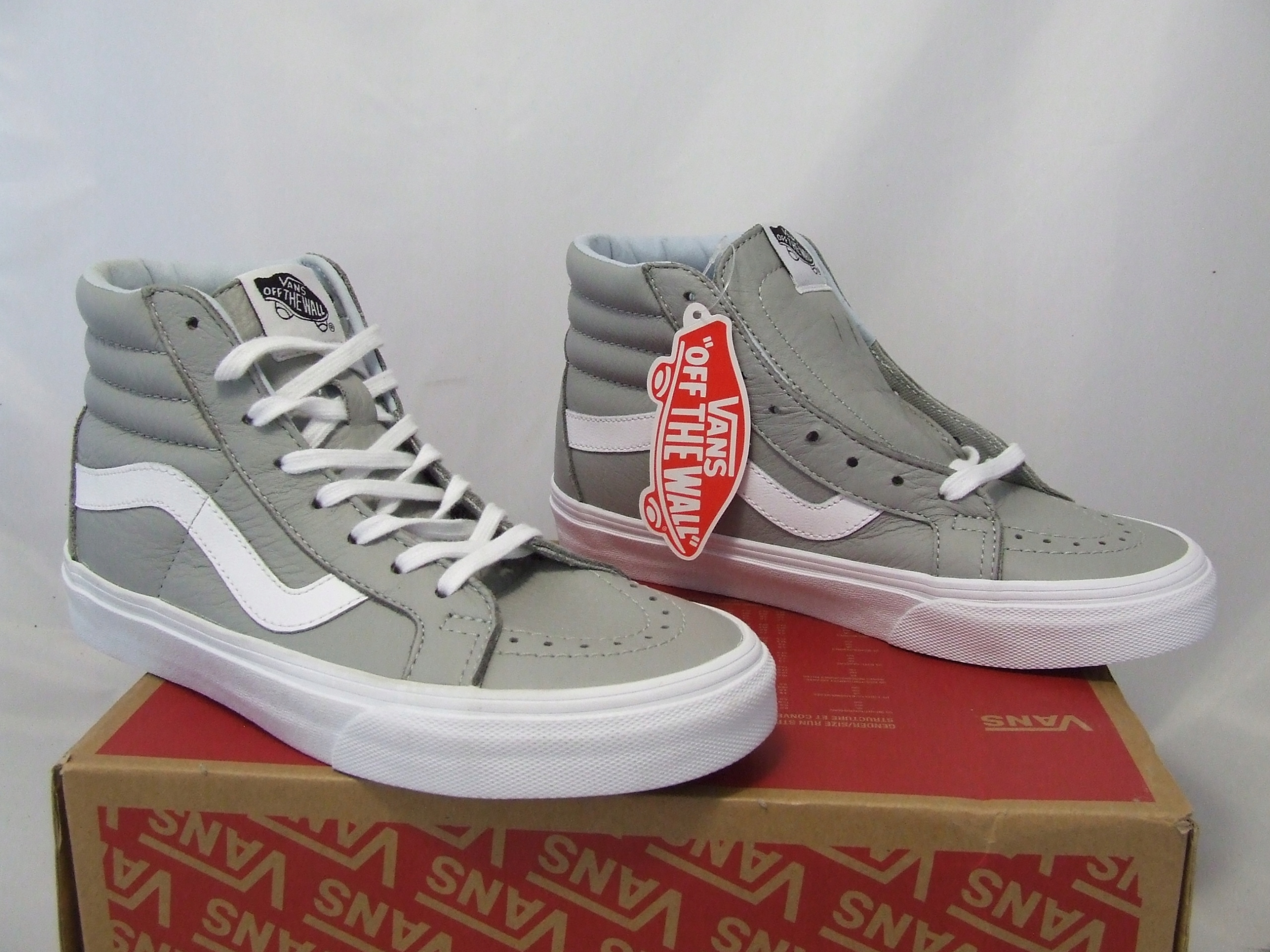 VANS SK8-HI REISSUE (LEATHER) VN0A2XSBQD5 Roz.37