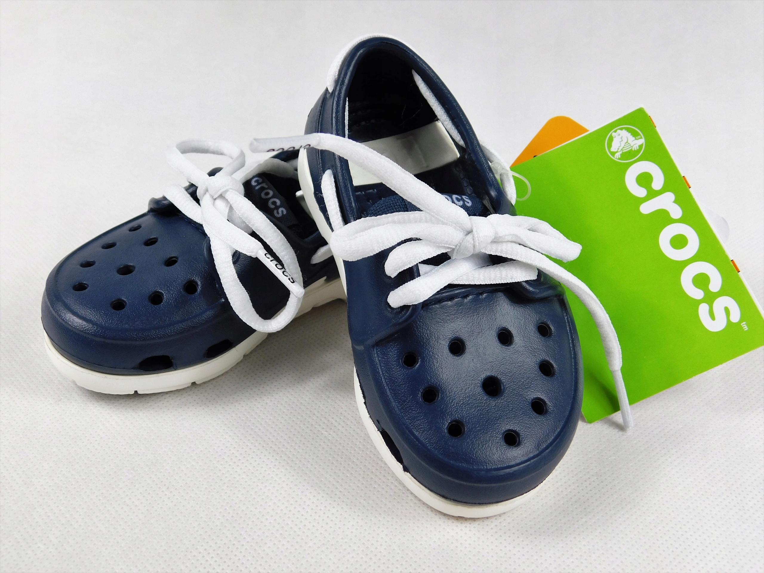 crocs buty beach line boat c6 22-23