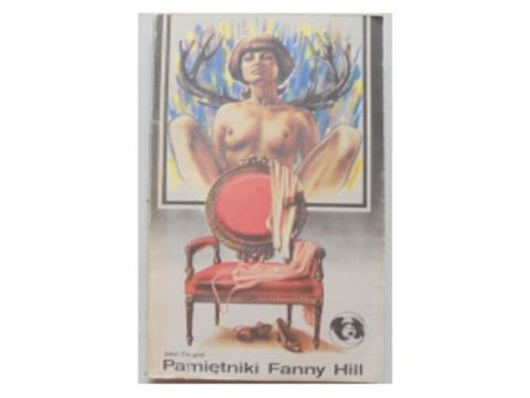 Pamiętniki Fanny Hill - John Cleland sex