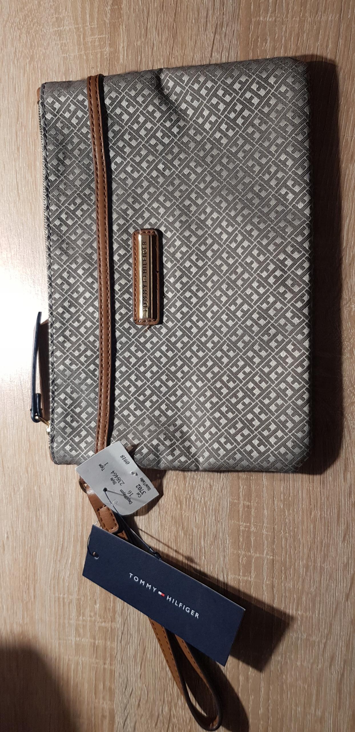 TOMMY HILFIGER torebka kopertówka/kosmetyczka