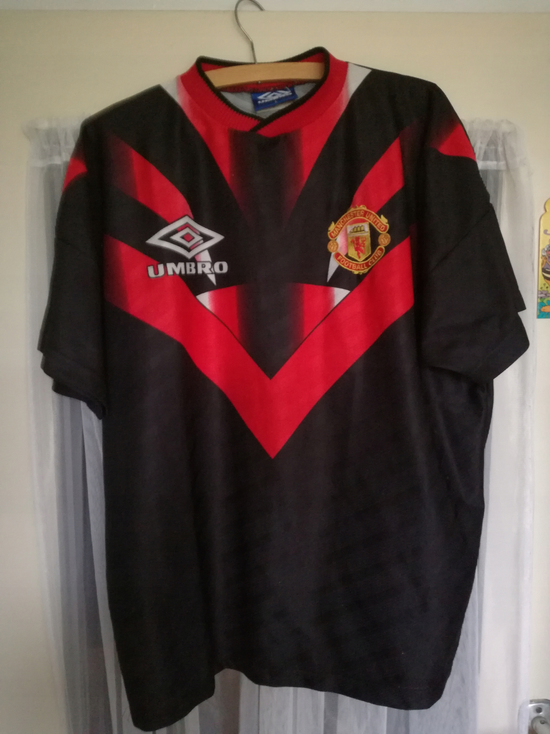 UMBRO MANCHESTER UNITED PROTOTYP L IDEAL