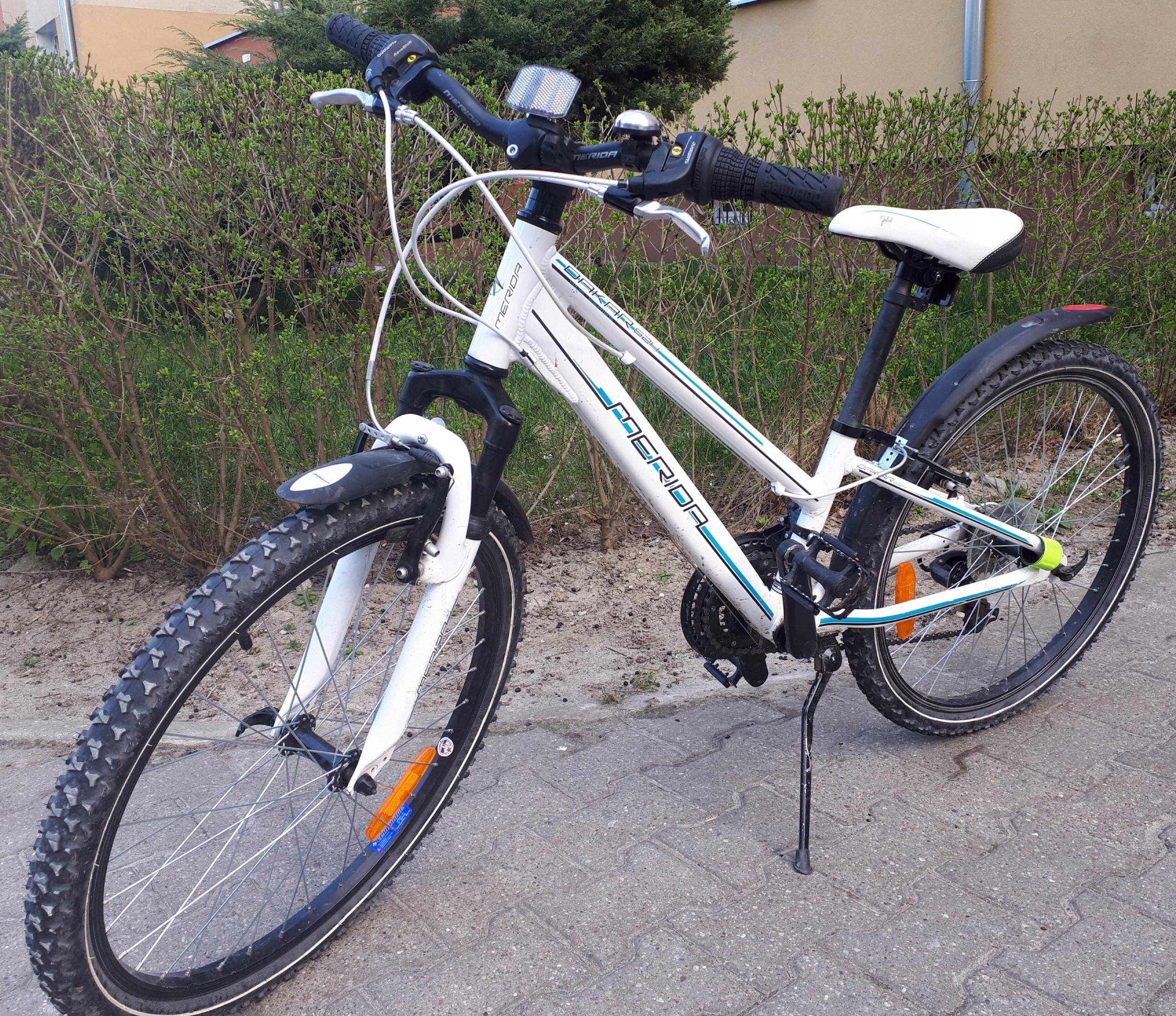 Rower Merida Dakar 624 koła 24 Junior, stan BDB