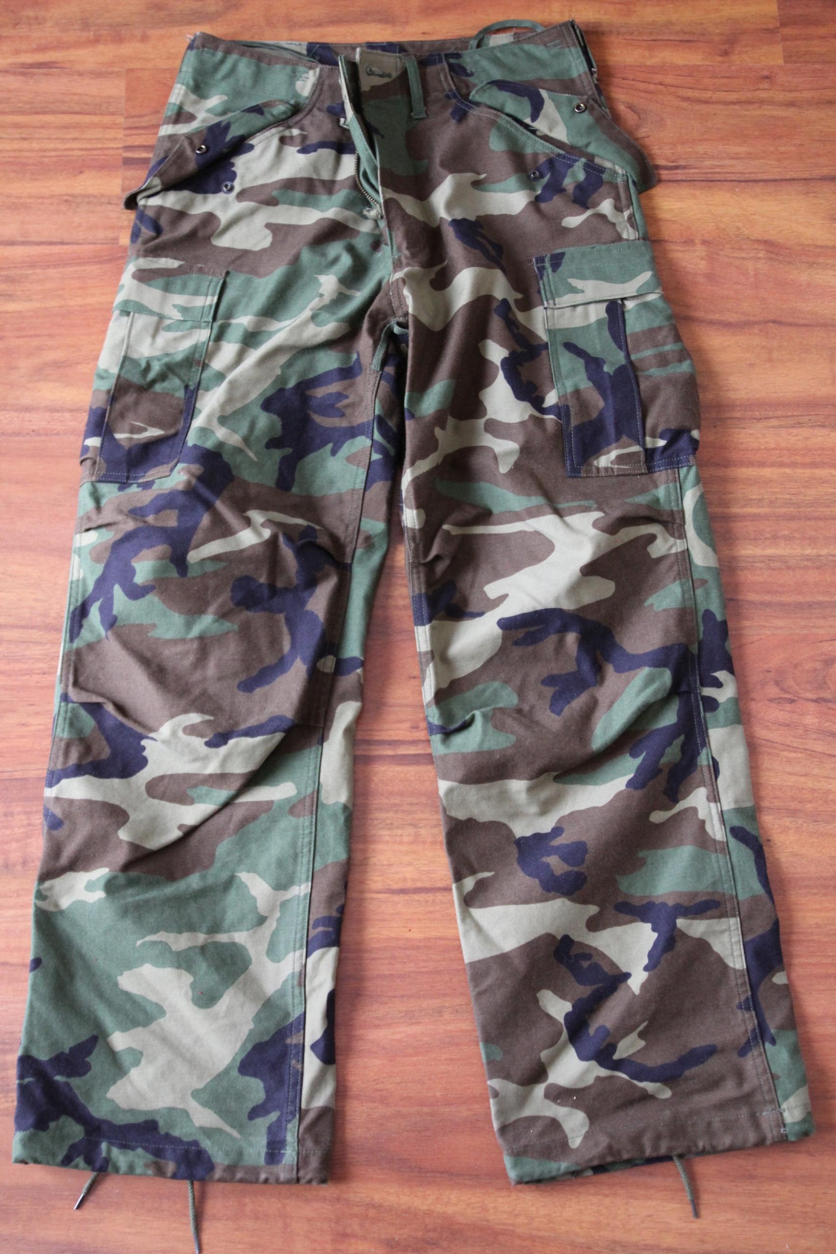 Spodnie bojówki M65 PANTS rozmiar S regular 7775635602