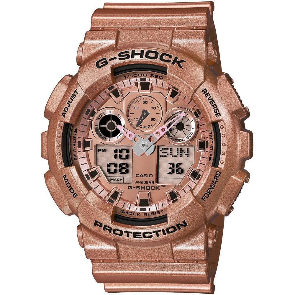 Zegarek męski Casio G-Shock GA-100GD-9a+GRAWER