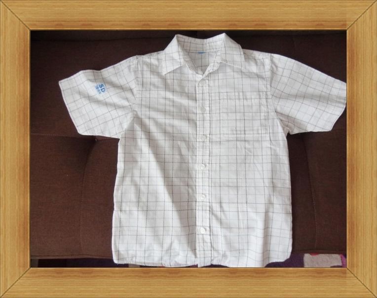 ADAMS koszula na lato r.128/134