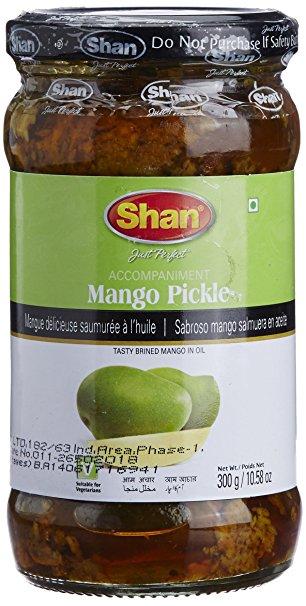 [IF] PROMOCJA ! SHAN MANGO PICKLE 300G marynowane
