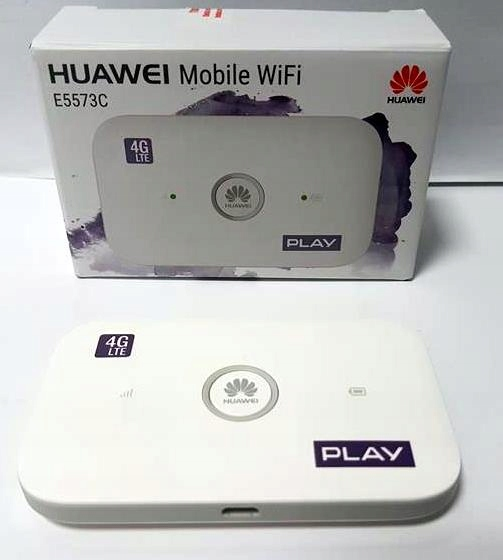 MOBILNY ROUTER HUAWEI E5573C KOMPLET