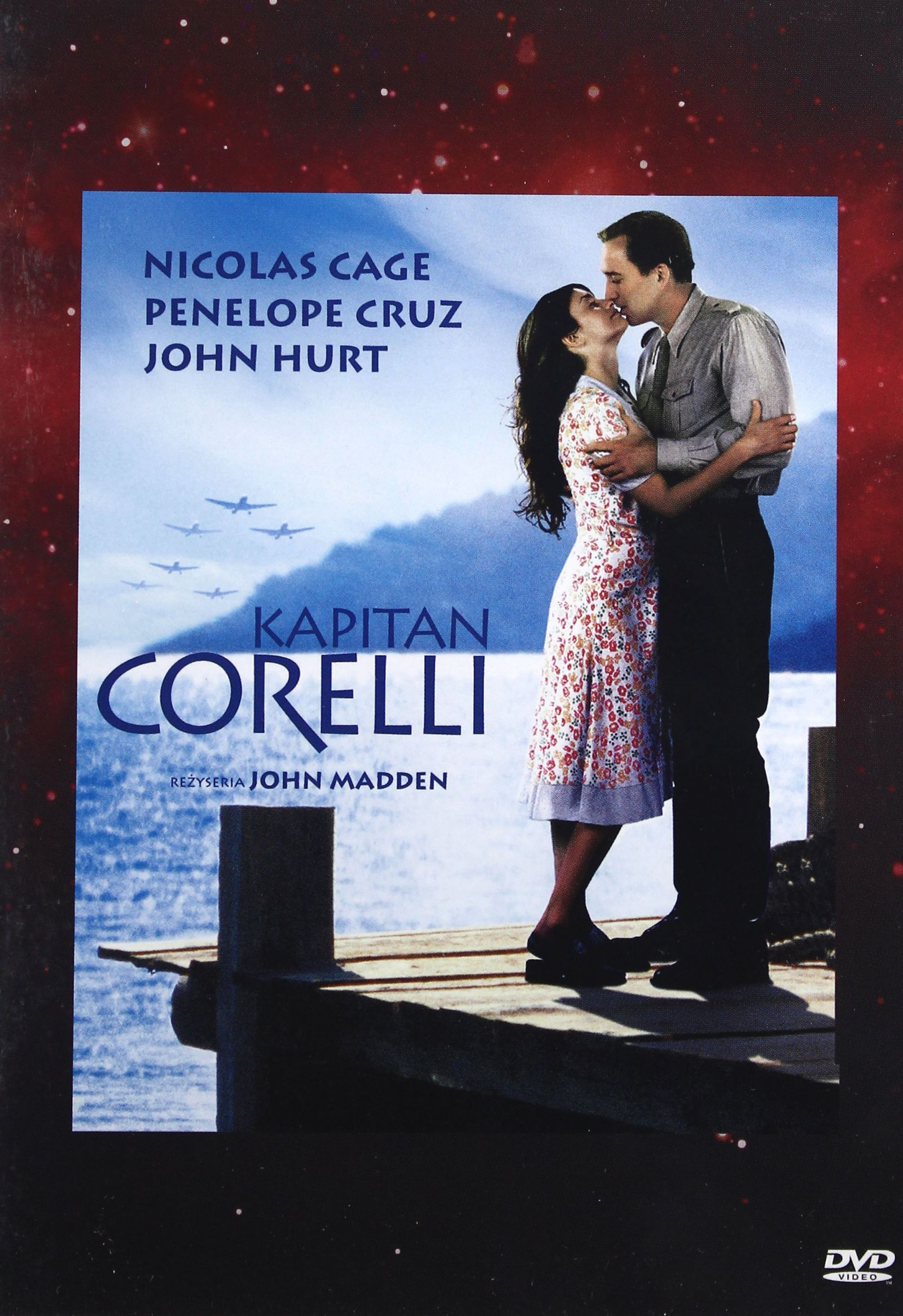 KAPITAN CORELLI (DVD)