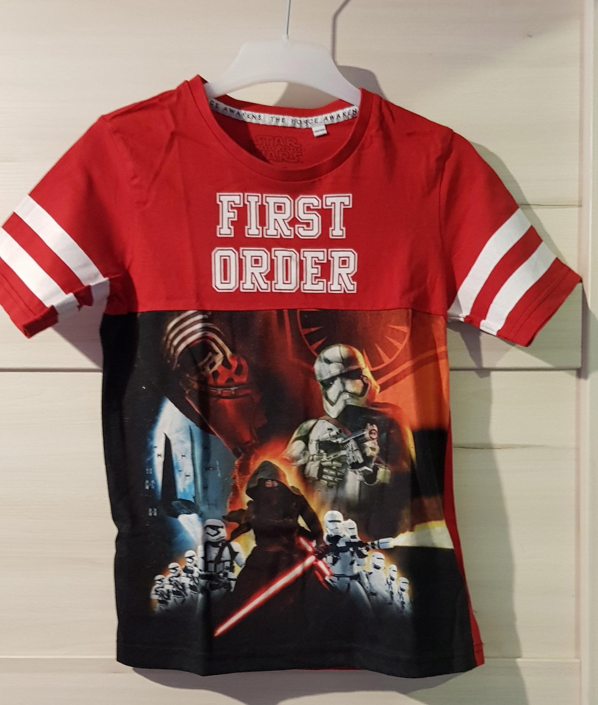 C&A STAR WARS T-shirt 134/140