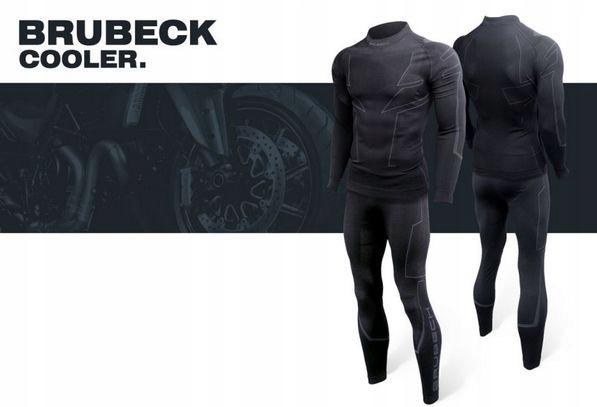 Koszulka termoaktywna BRUBECK COOLER NEW LS11800-L
