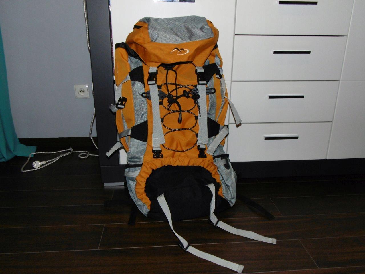 Plecak turystyczny 50 l.