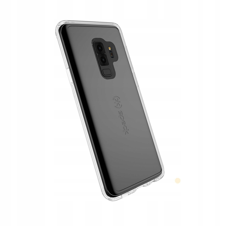 PRZEŹROCZYSTE etui SPECK do Galaxy S9 Plus