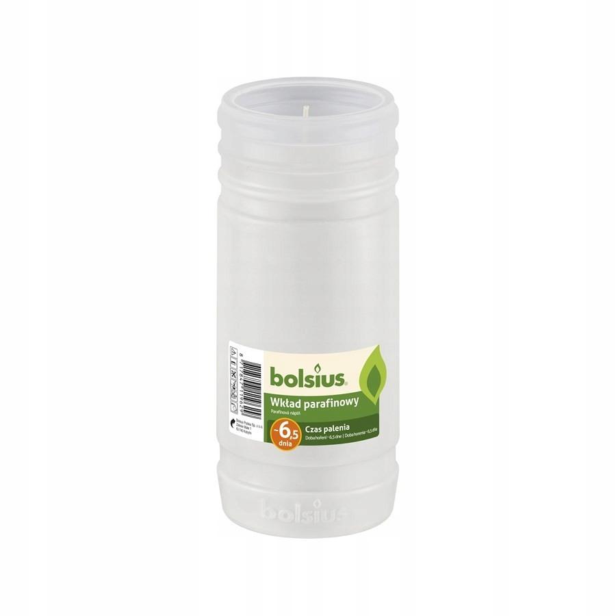 BOLSIUS szeroki duży 6,5D 12 sztuk paka (6,29/szt)