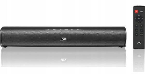 Soundbar Sound Bar 2.0 JVC TH-D227B 30W Bluetooth