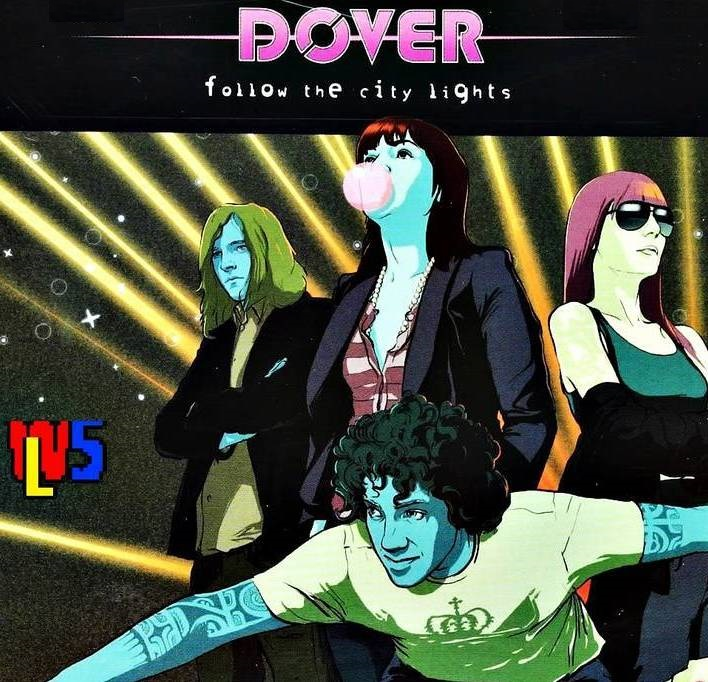 DOVER Follow The City Lights _ DANCE ELECTRO spain