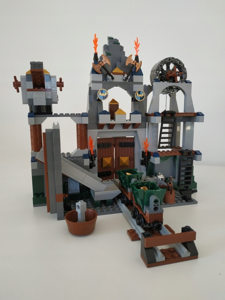 LEGO Castle - Kopalnia krasnali 7036