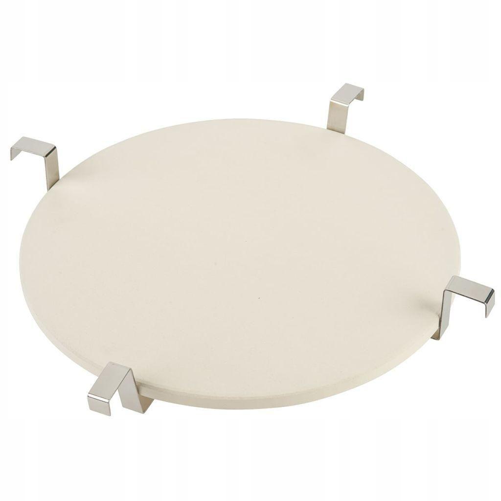 Landmann Kamień do pizzy, płyta deflektora 47,5 cm