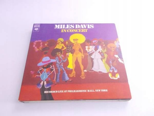 IN CONCERT LIVE AT PHILHARMONIC HALL - Miles Davis