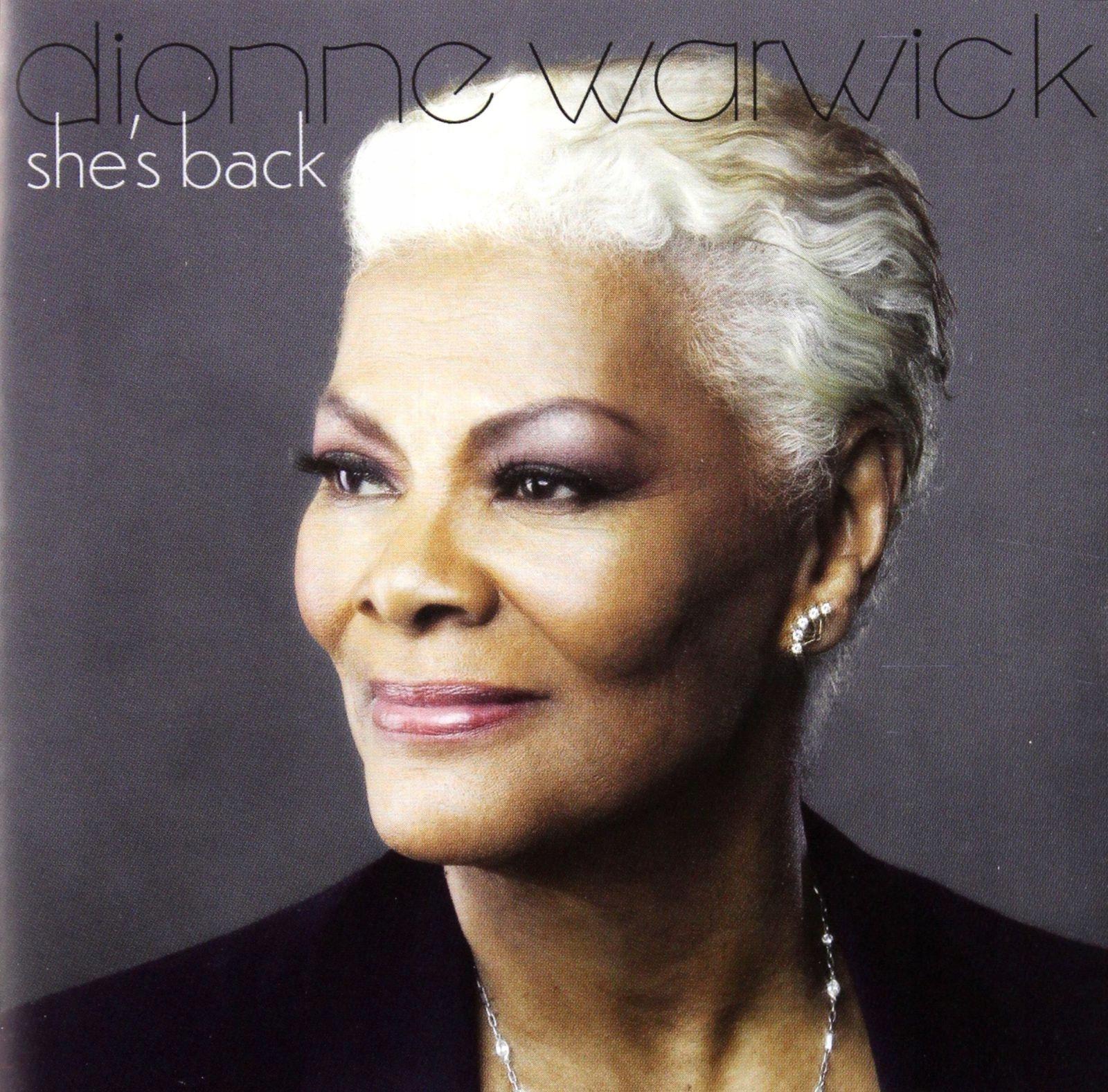 DIONNE WARWICK: SHE'S BACK [2CD]