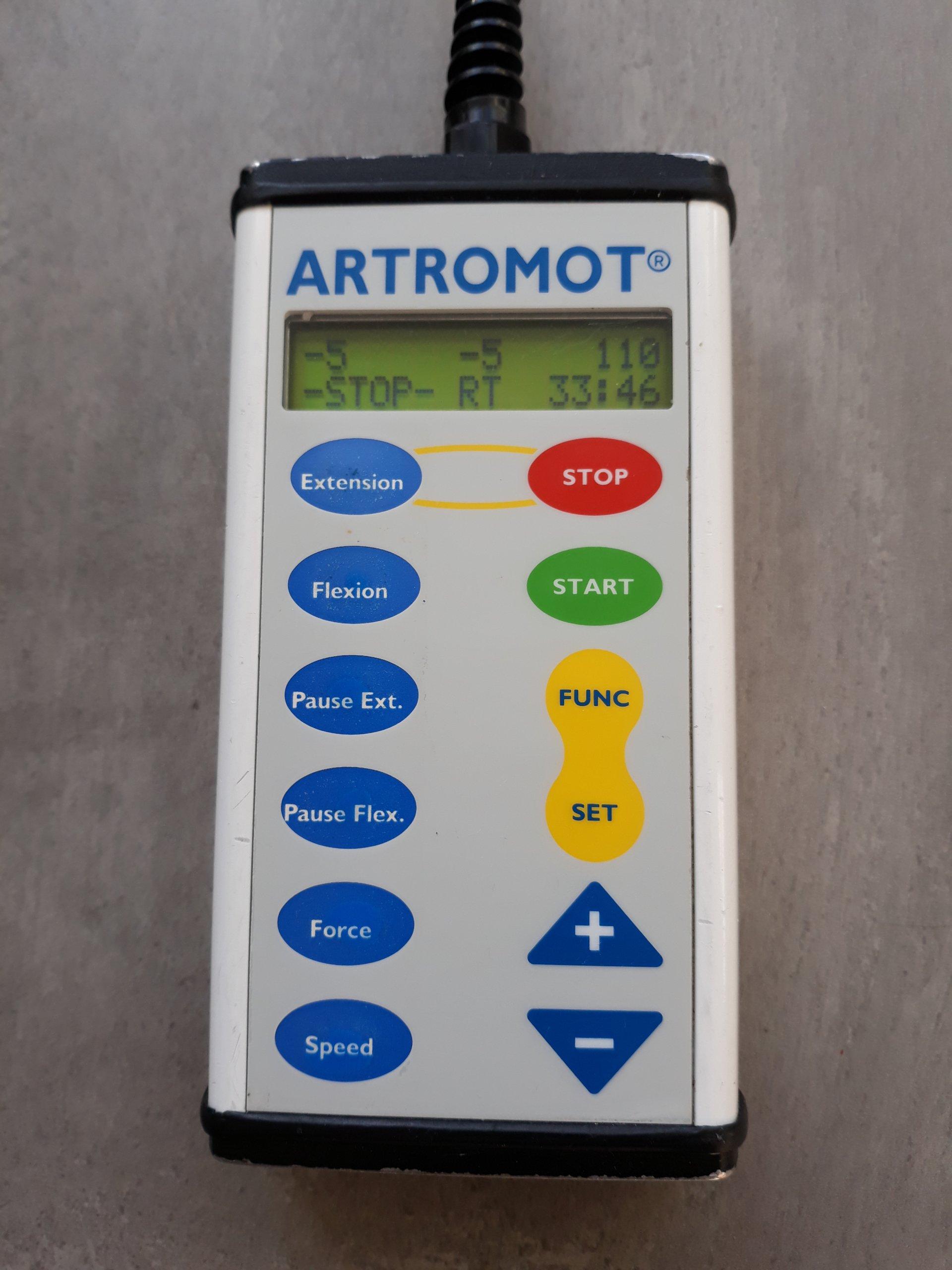 Groovy Szyna rehabilitacyjna Cpm ARTROMOT K3 - 7271545352 - oficjalne KX18