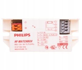 STATECZNIK ELEKTRONICZNY HF-MATCHBOX RED 124 SH TL