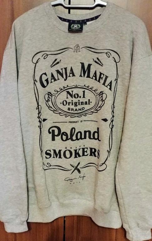 stabilna jakość rozmiar 40 100% wysokiej jakości Bluza Ganja Mafia - 8096352146 - oficjalne archiwum allegro