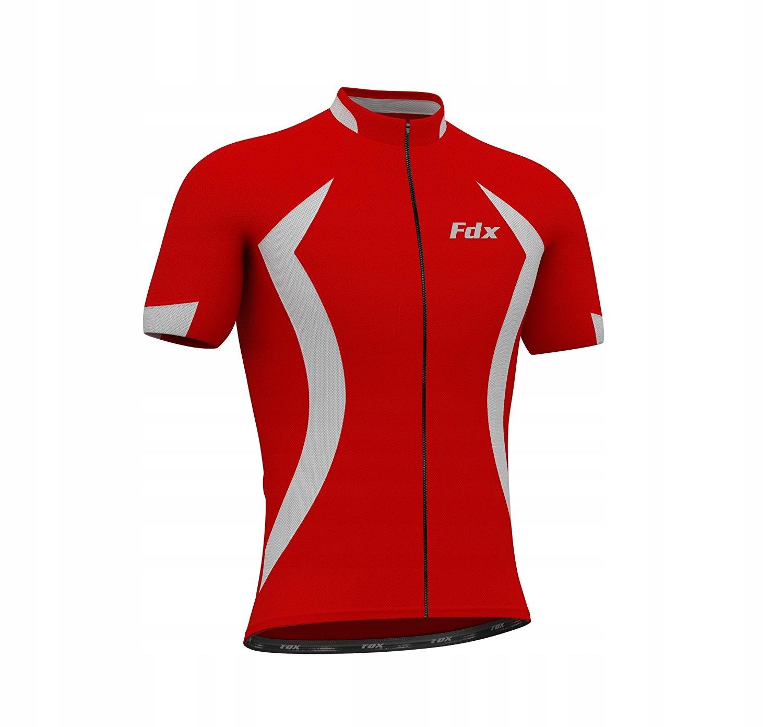 FDX 1090 męska koszulka rowerowa r.XL