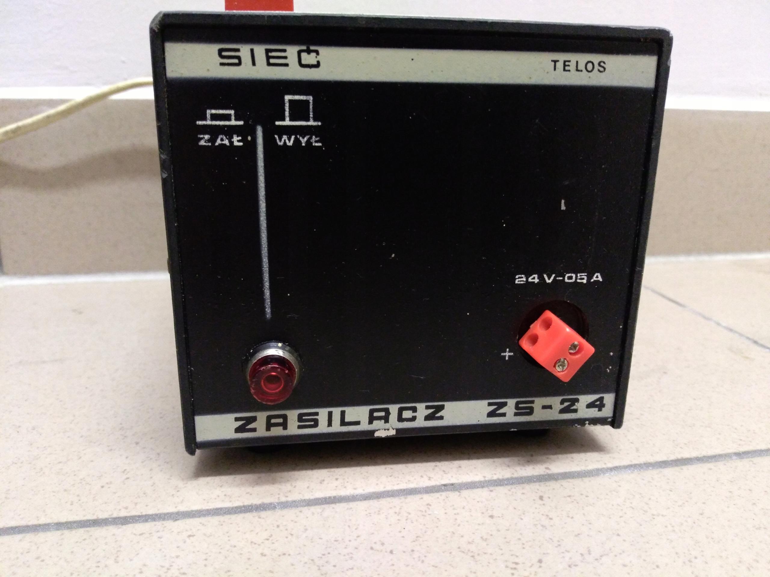 Zasilacz laboratoryjny ZS 24