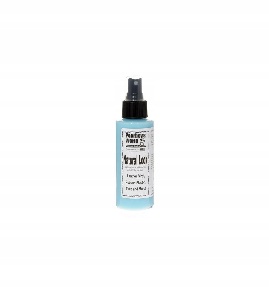 POORBOY'S WORLD Natural Look Dressing - 118ml