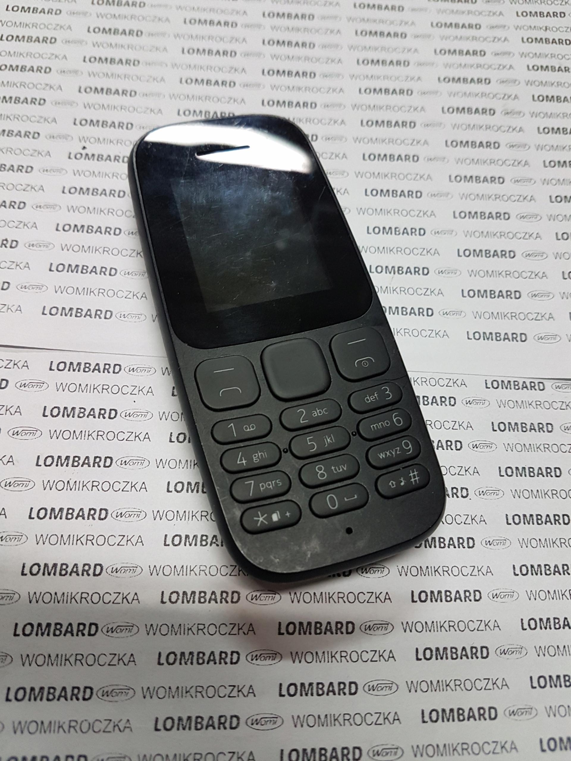 Telefon Nokia 105 2017 Dual Sim 3277 S 18 7464938259 Oficjalne
