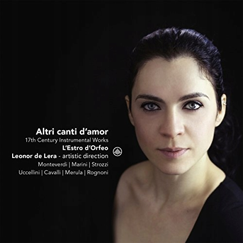 CD L`estro D`orfeo - Altri Canti D`amor Works By R