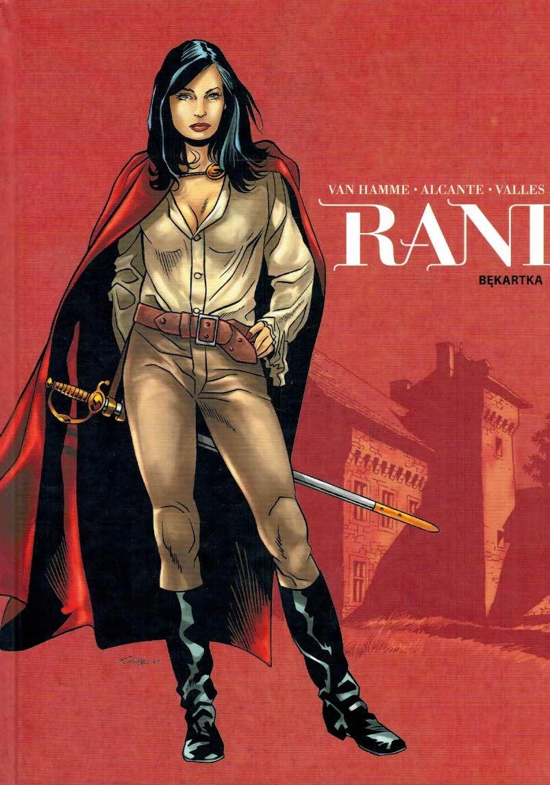 Rani 1 Bękartka - Van Hamme Alcante Valles komiks