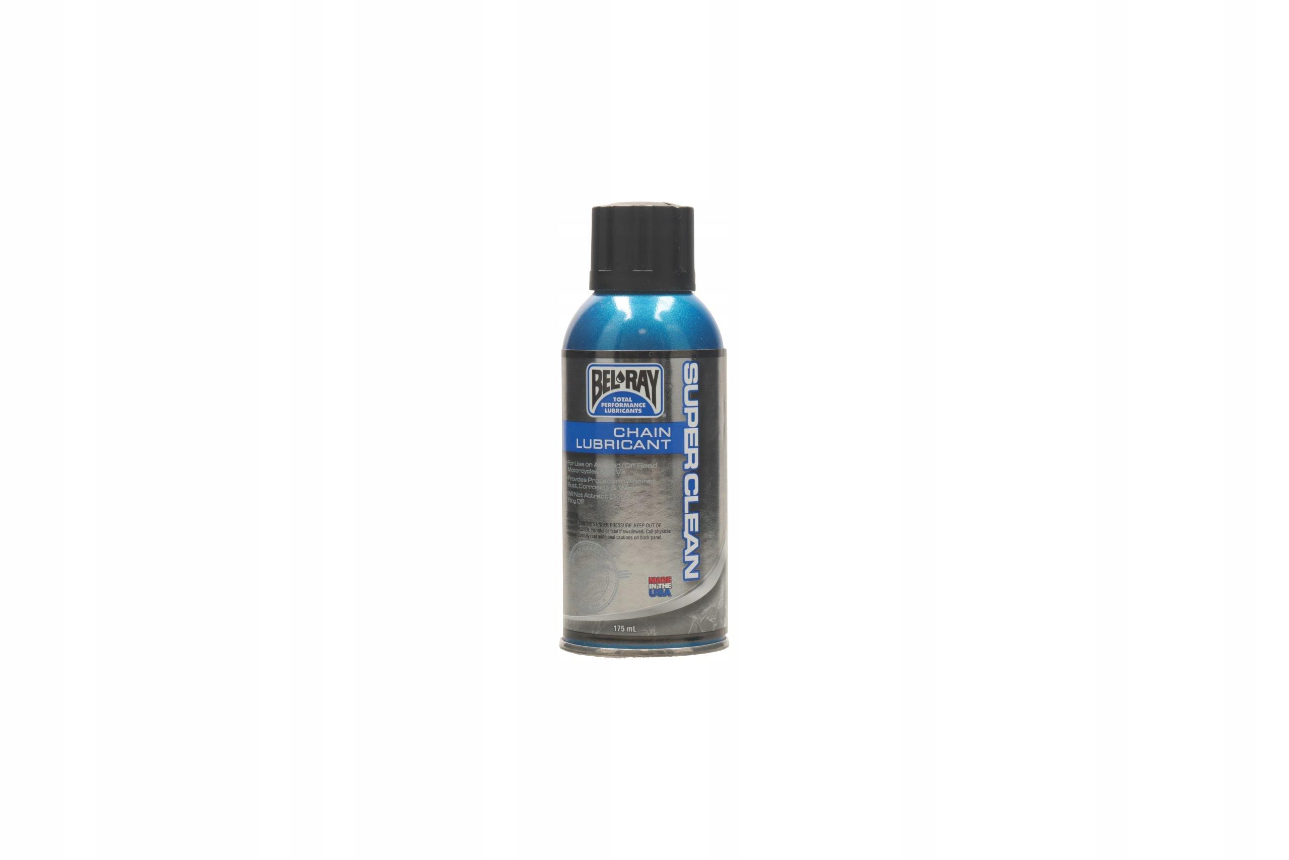 SMAR DO ŁAŃCUCHA BEL-RAY SUPER CLEAN 175ml