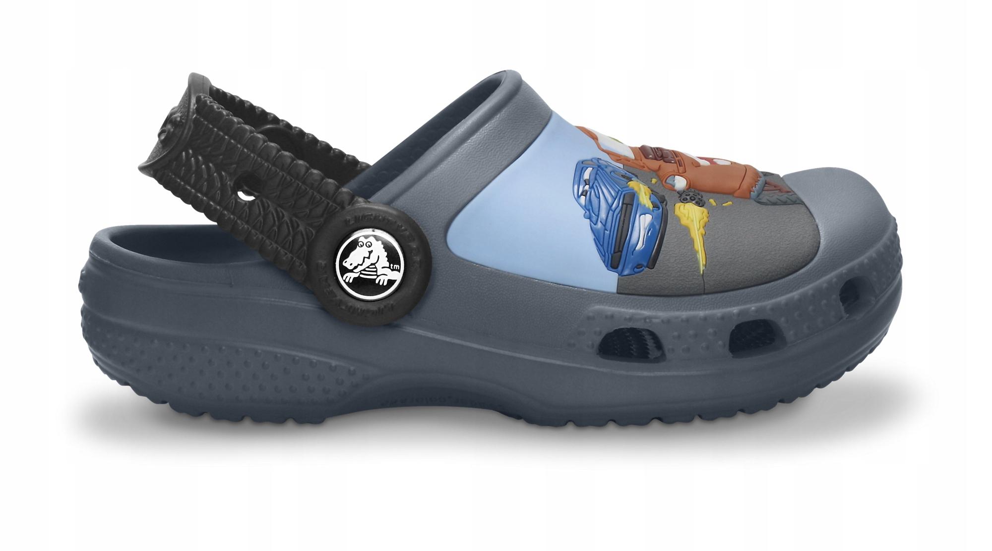 Klapki Crocs Autka C4/5 (20)