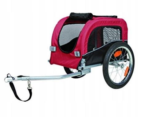 Przyczepka Rowerowa Wózek Dla Psa Trixie Do 20 kg