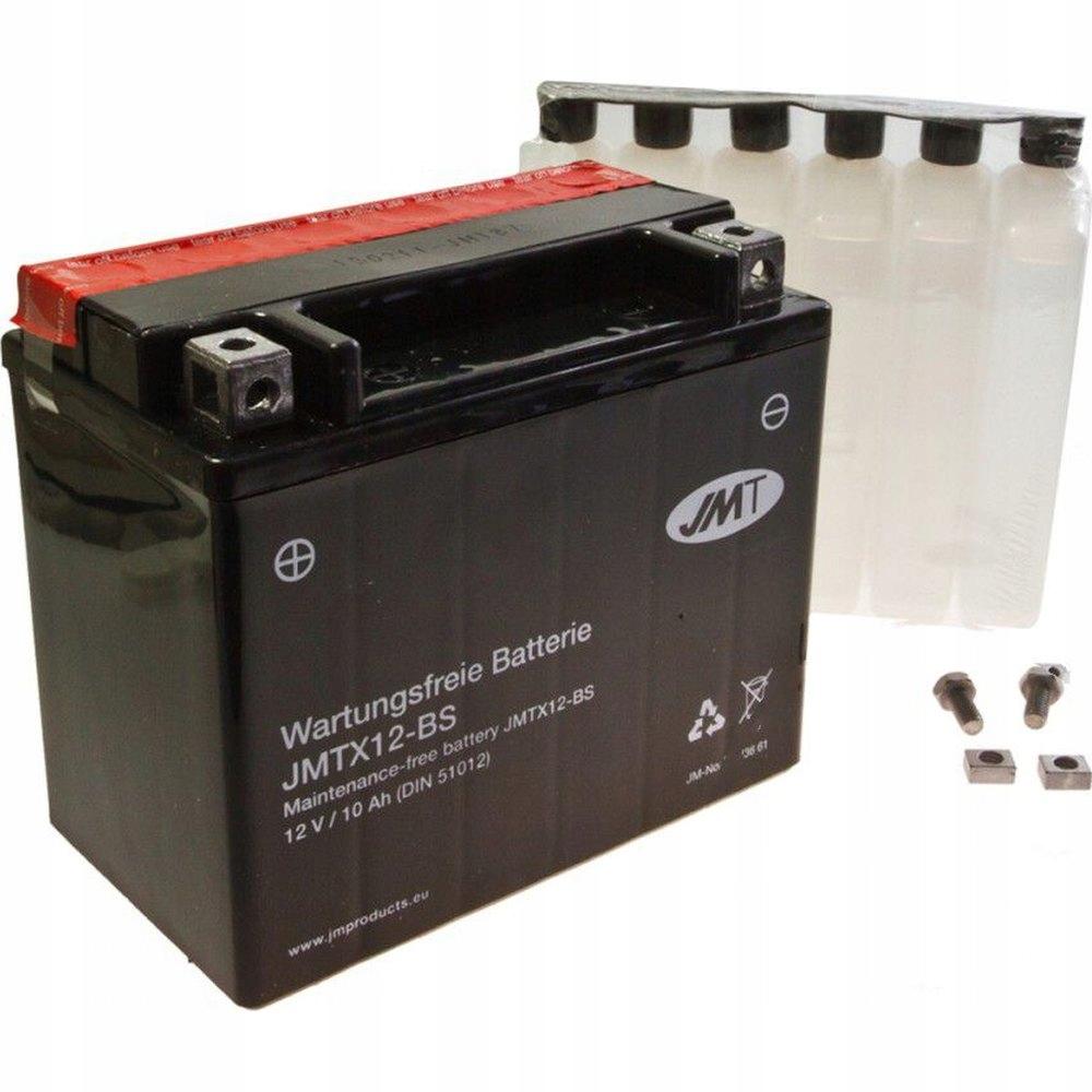 Akumulator JMT TRX 250 Fourtrax Recon ES 2011