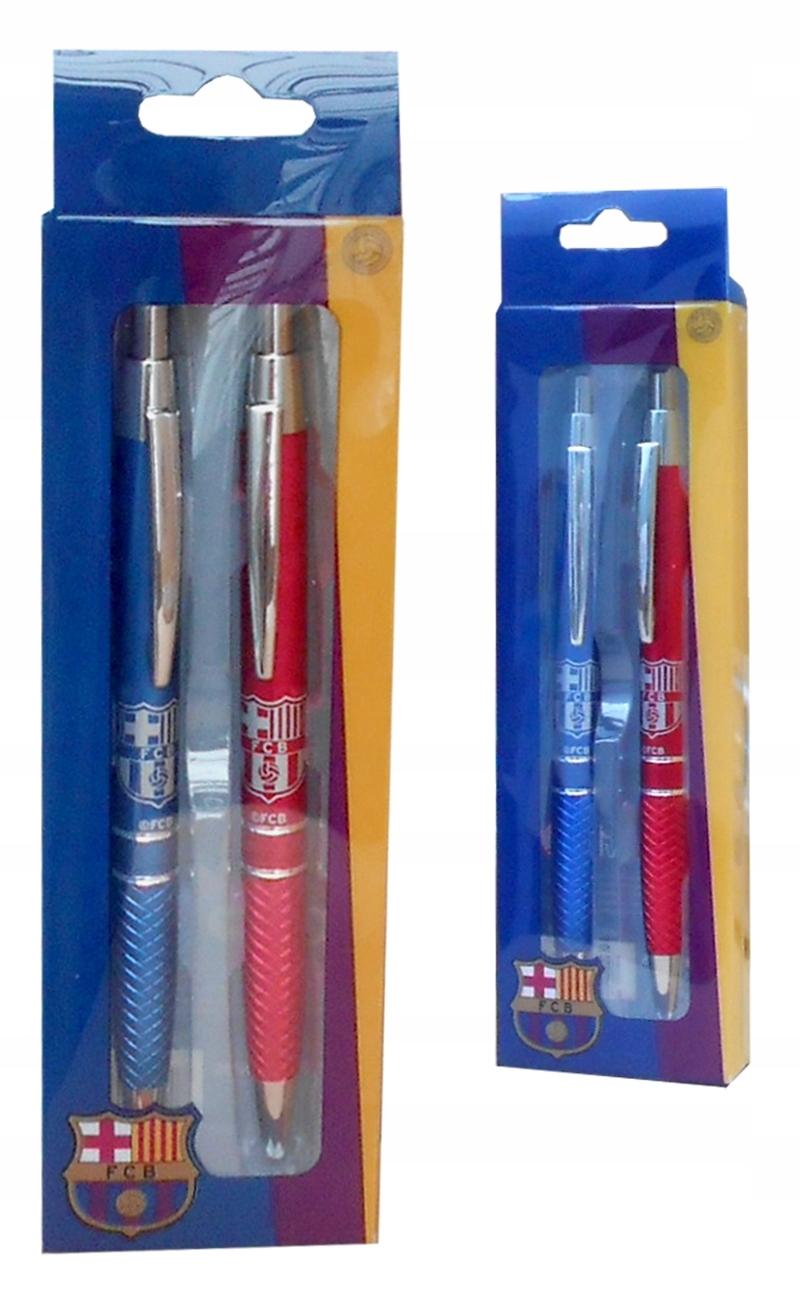 CYP Brands Długopis + długopis kulkowy FC Barcelon