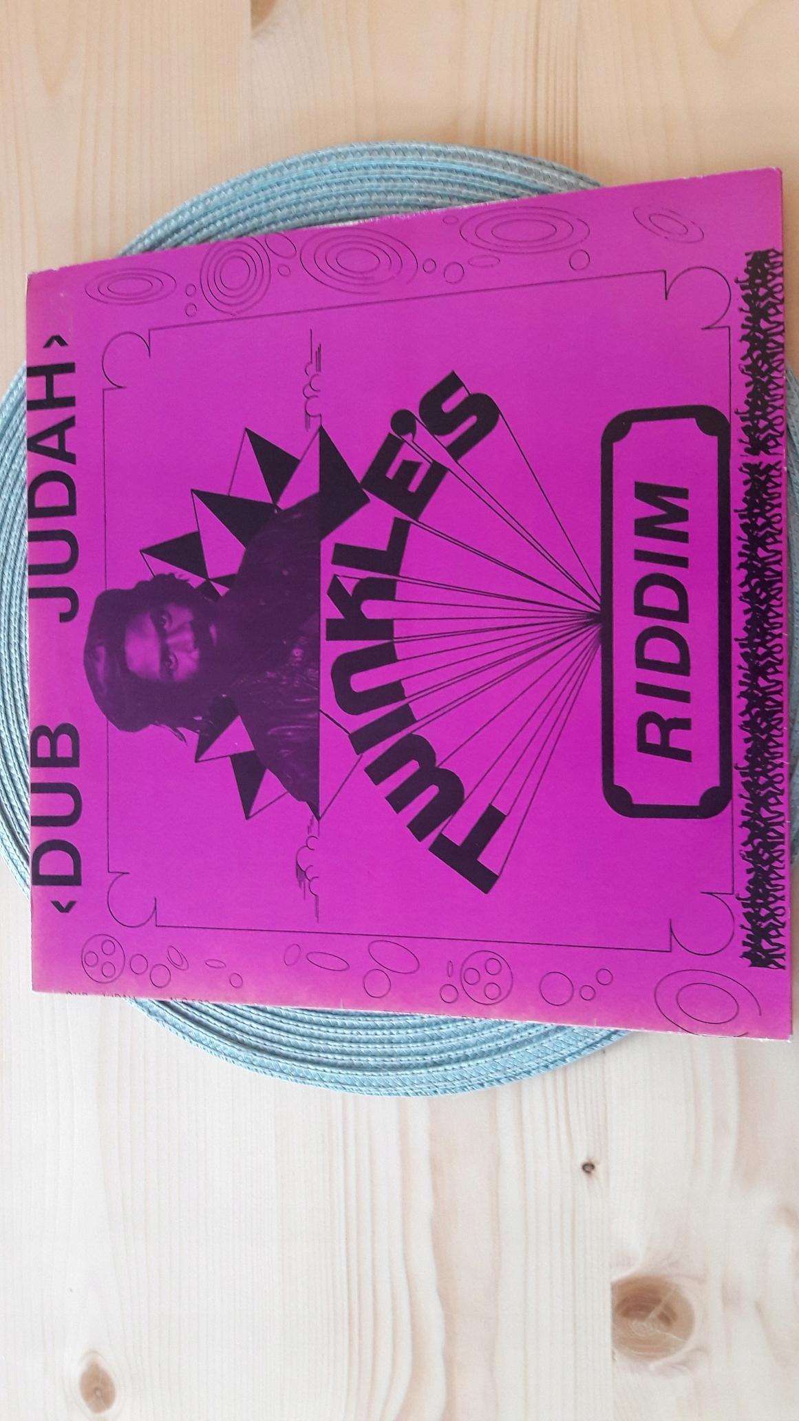"MegaRare! DUB JUDAH - TWINKLE""S RIDDIM LP1992"